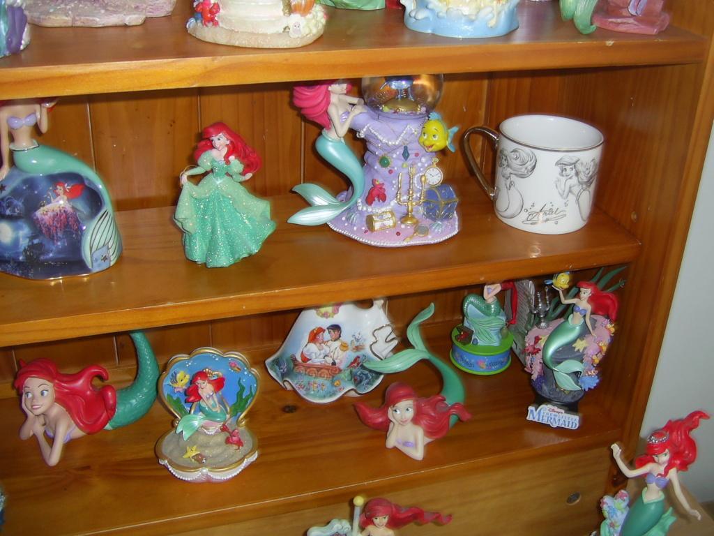 Collection Figurines et Boules à Neige Ariel Pic_0125