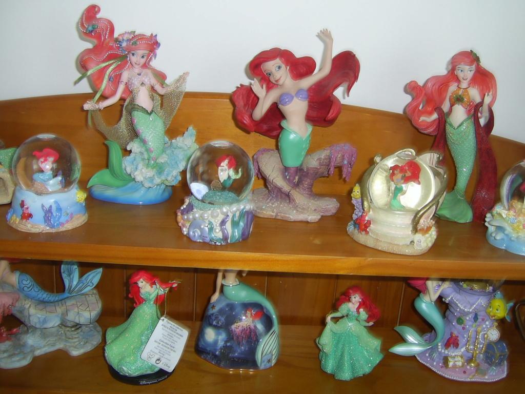 Collection Figurines et Boules à Neige Ariel Pic_0128