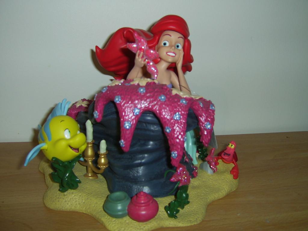 Collection Figurines et Boules à Neige Ariel Pic_0134