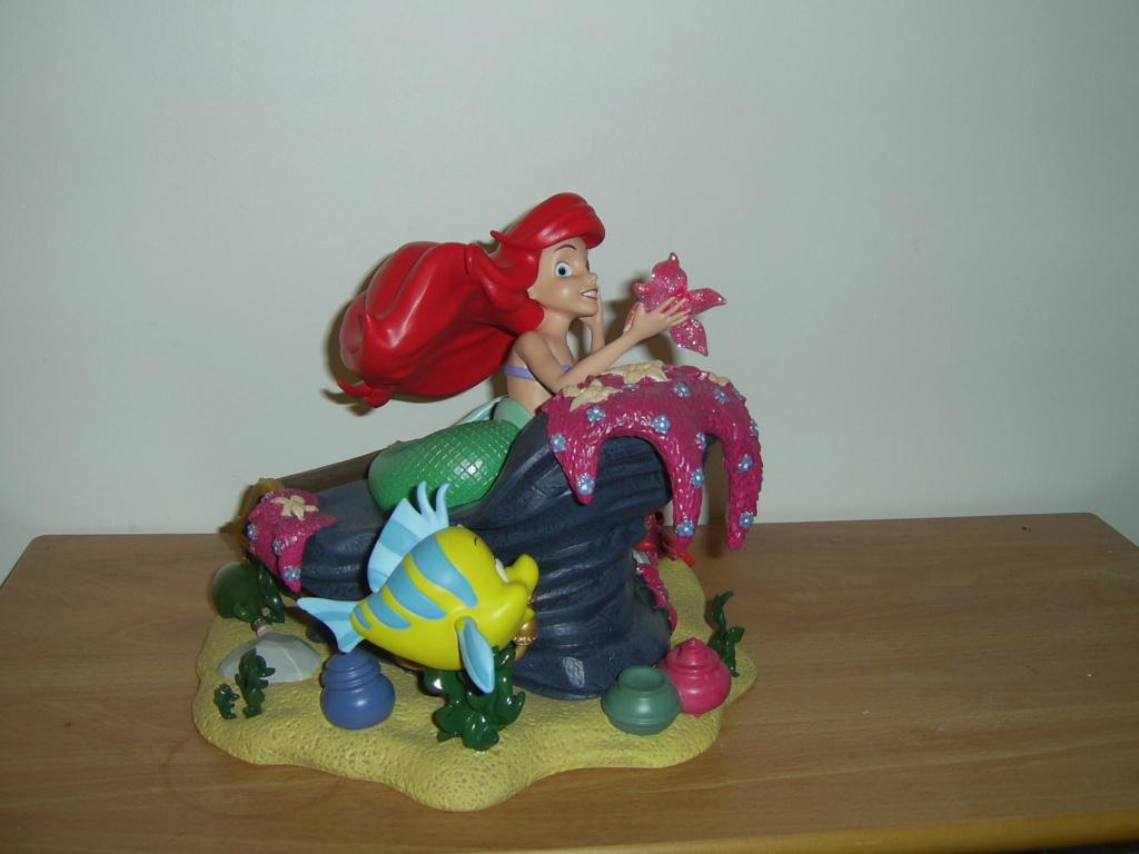 Collection Figurines et Boules à Neige Ariel Pic_0135