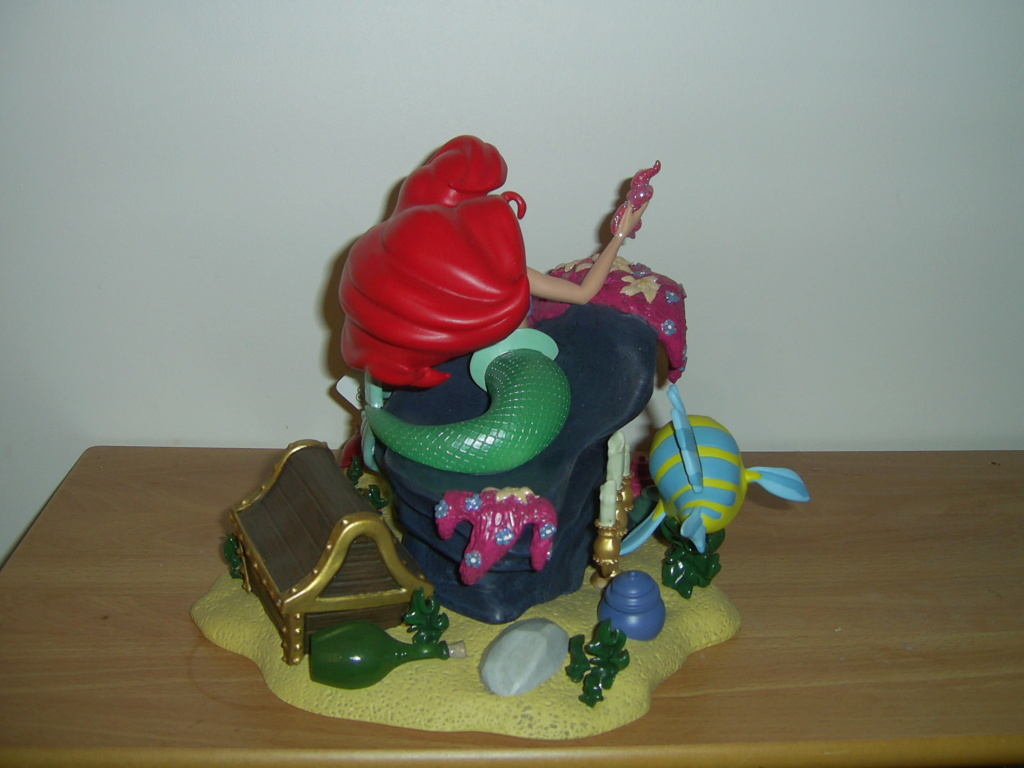 Collection Figurines et Boules à Neige Ariel Pic_0136