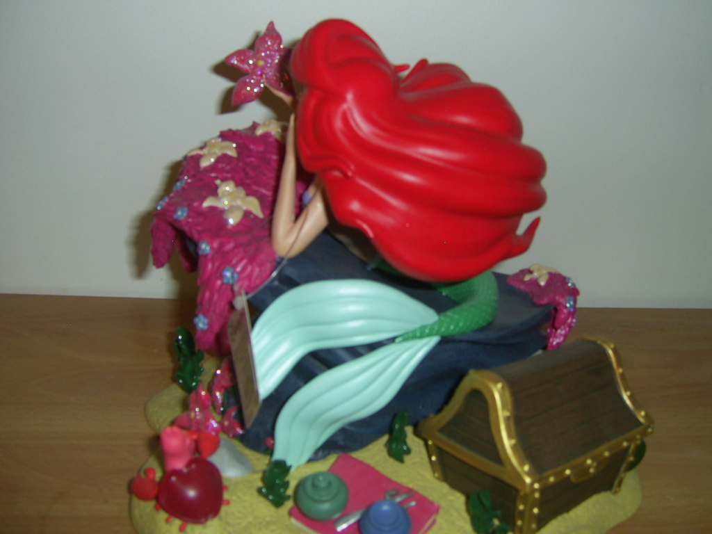 Collection Figurines et Boules à Neige Ariel Pic_0138