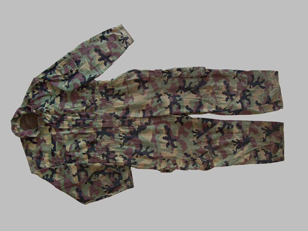 Serbian of Bosnian and Srpska repubic camouflage 100_2410