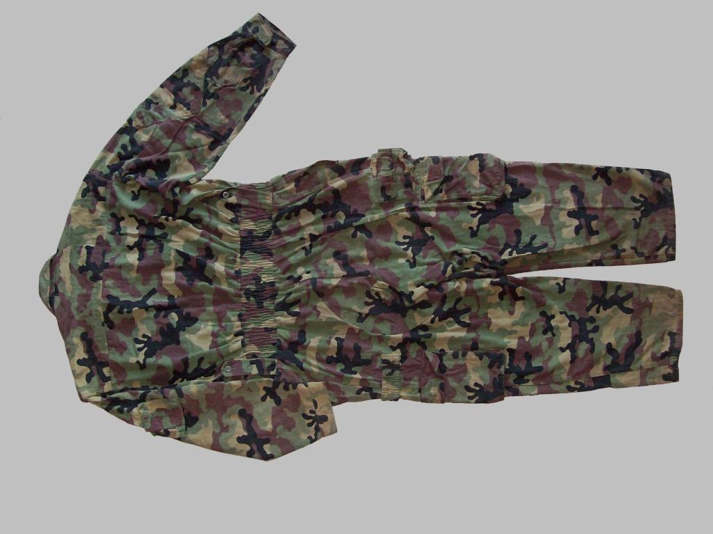 Serbian of Bosnian and Srpska repubic camouflage 100_2411