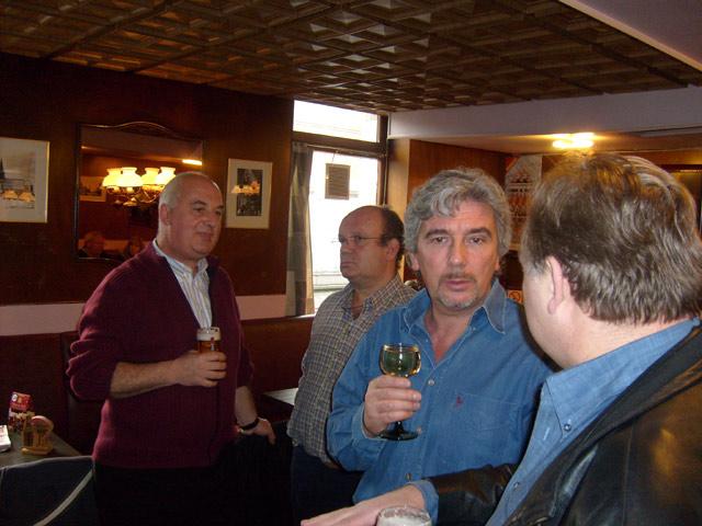Réunion de membres à Quaregnon le 23 décembre 2008 03_reu10