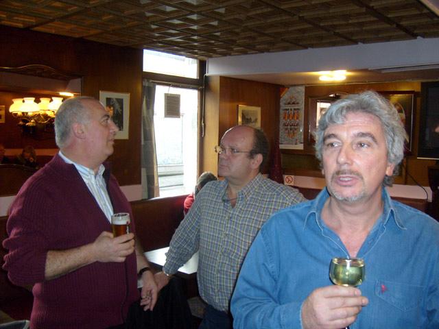 Réunion de membres à Quaregnon le 23 décembre 2008 05_reu10