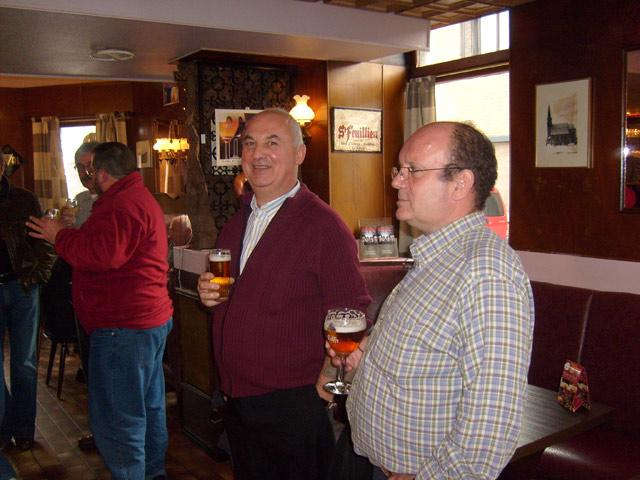 Réunion de membres à Quaregnon le 23 décembre 2008 07_reu10