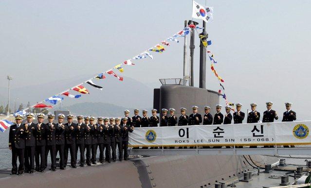 Republic of Korea Navy - Marine de la Corée du Sud - Page 2 20081010