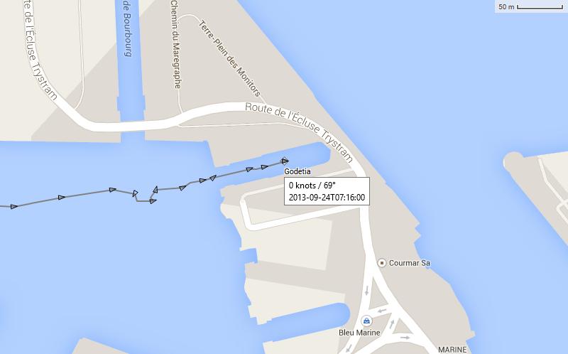 Visite à Bubu sur le GODETIA à Dunkerque 24_09_12