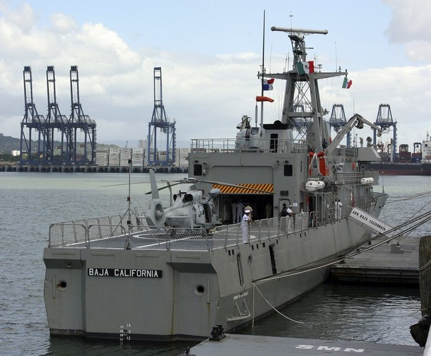 Mexican Navy - Marine Mexicaine 610x-610