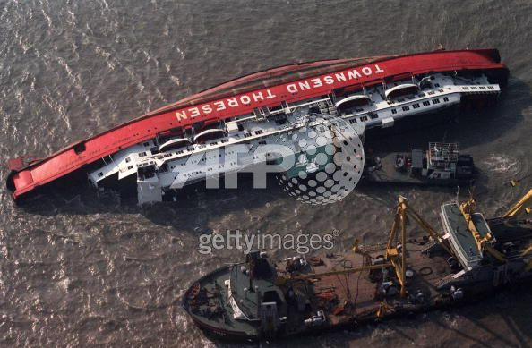 Le drame du Herald of Free Enterprise - Zeebrugge 6/03/1987 Herald12