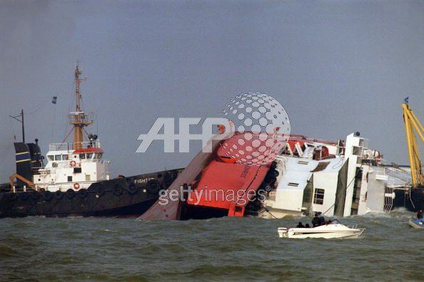 Le drame du Herald of Free Enterprise - Zeebrugge 6/03/1987 Herald13
