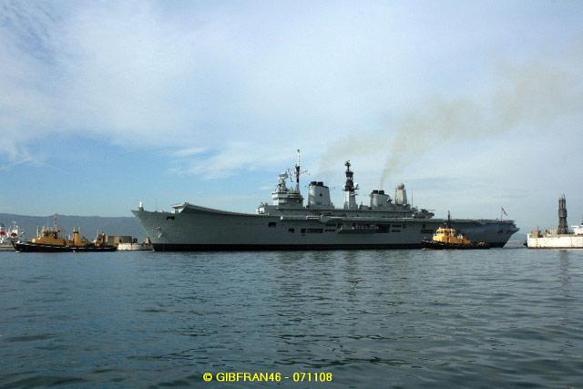 Aircraft Carriers (HMS Ark Royal & HMS Illustrious) - Page 2 Hmsark10