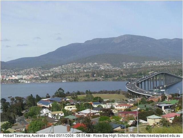 Photos en live des ports dans le monde (webcam) - Page 2 Hobart10