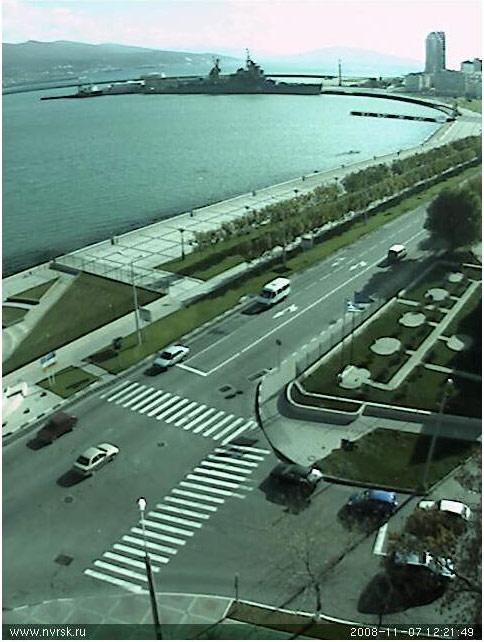 Photos en live des ports dans le monde (webcam) - Page 3 Novoro10
