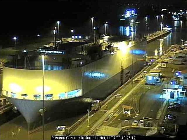 Photos en live des ports dans le monde (webcam) - Page 3 Panama14