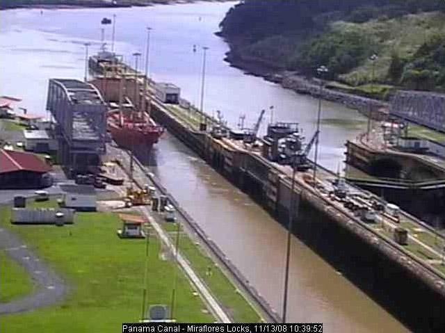 Photos en live des ports dans le monde (webcam) - Page 3 Panama18