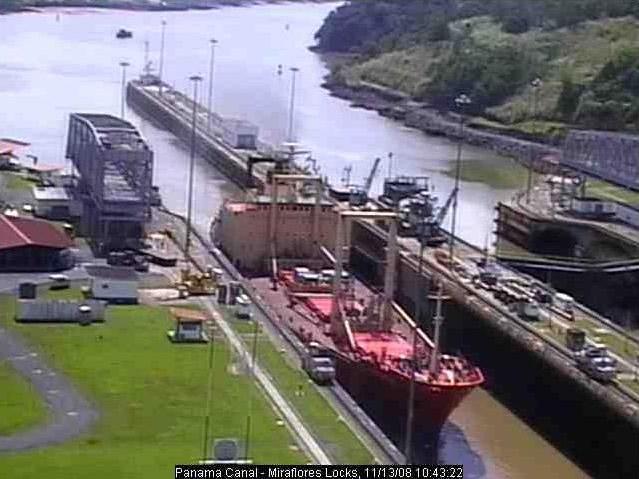 Photos en live des ports dans le monde (webcam) - Page 3 Panama20