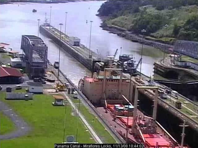 Photos en live des ports dans le monde (webcam) - Page 3 Panama21