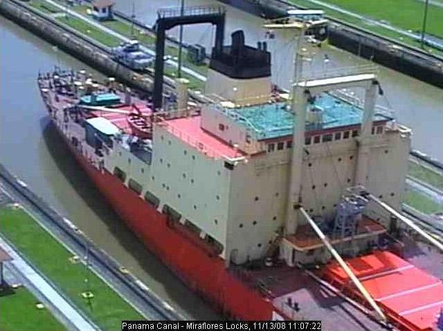 Photos en live des ports dans le monde (webcam) - Page 3 Panama24