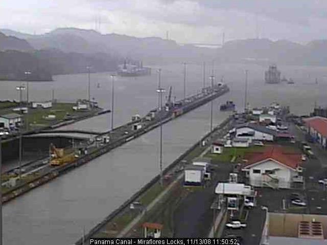 Photos en live des ports dans le monde (webcam) - Page 3 Panama34