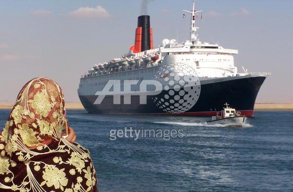 Le 'Queen Elisabeth II' hôtel flottant à Dubaï Queenm10