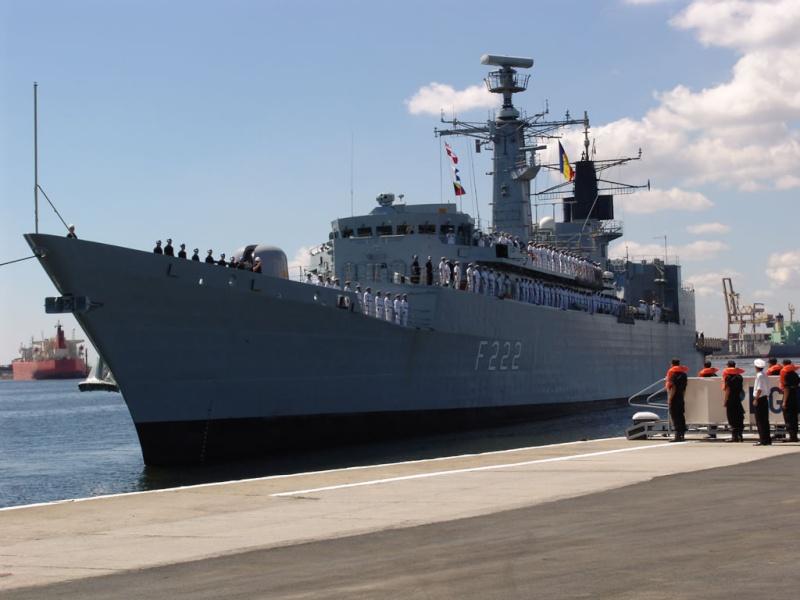 Romanian navy - Marine roumaine Regina10