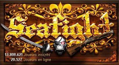 SeaFight le jeu de pirates en ligne gratuit :-) Seafig10