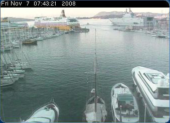 Photos en live des ports dans le monde (webcam) - Page 3 Toulon11