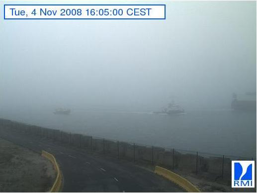 Photos en direct du port de Zeebrugge (webcam) Zeebru14