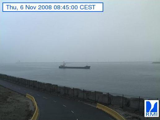 Photos en direct du port de Zeebrugge (webcam) Zeebru19