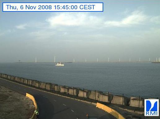 Photos en direct du port de Zeebrugge (webcam) Zeebru20