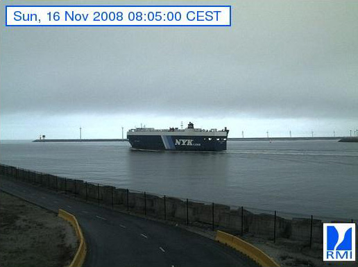 Photos en direct du port de Zeebrugge (webcam) - Page 2 Zeebru33