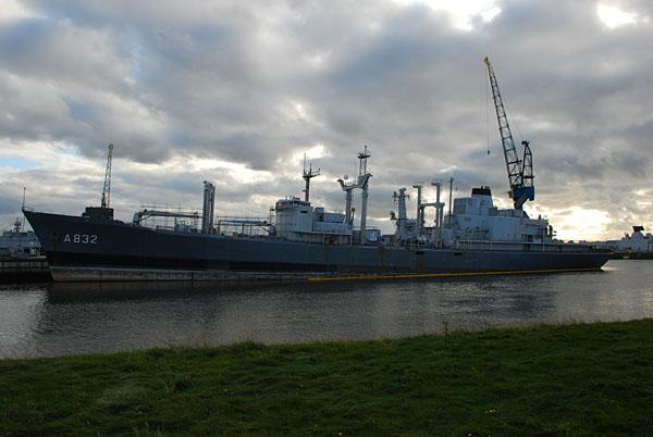 Bevoorradingsschip - Replenishment ships - Ravitailleurs Zuid_110