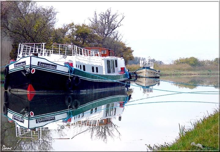 sur le canal tout près de Port la Nouvelle 1_peni10
