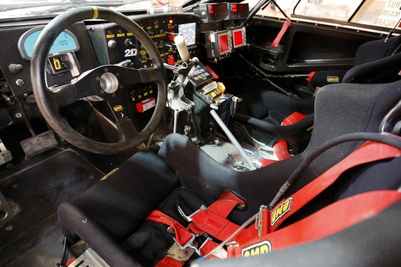 MITSUBISHI RACING LANCER DIESEL DAKAR 2009 08147311