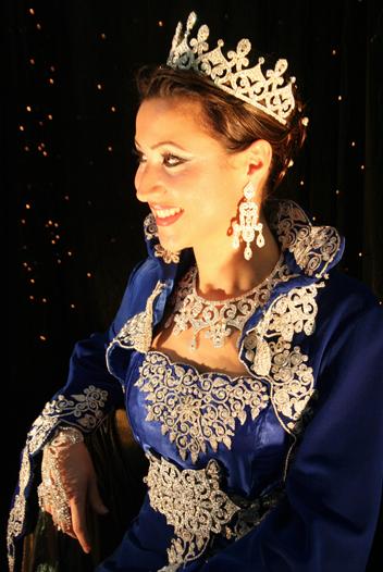 ازياء العروس الجزائرية 1411