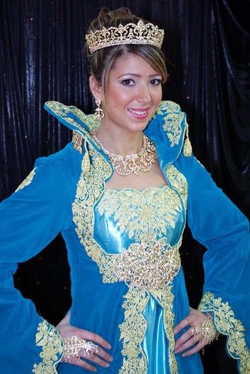 ازياء العروس الجزائرية 810