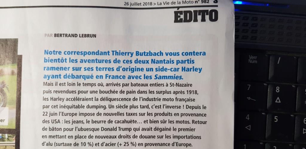 Allons bon !!! Taxe US et riposte de l'Europe - Page 30 20180717