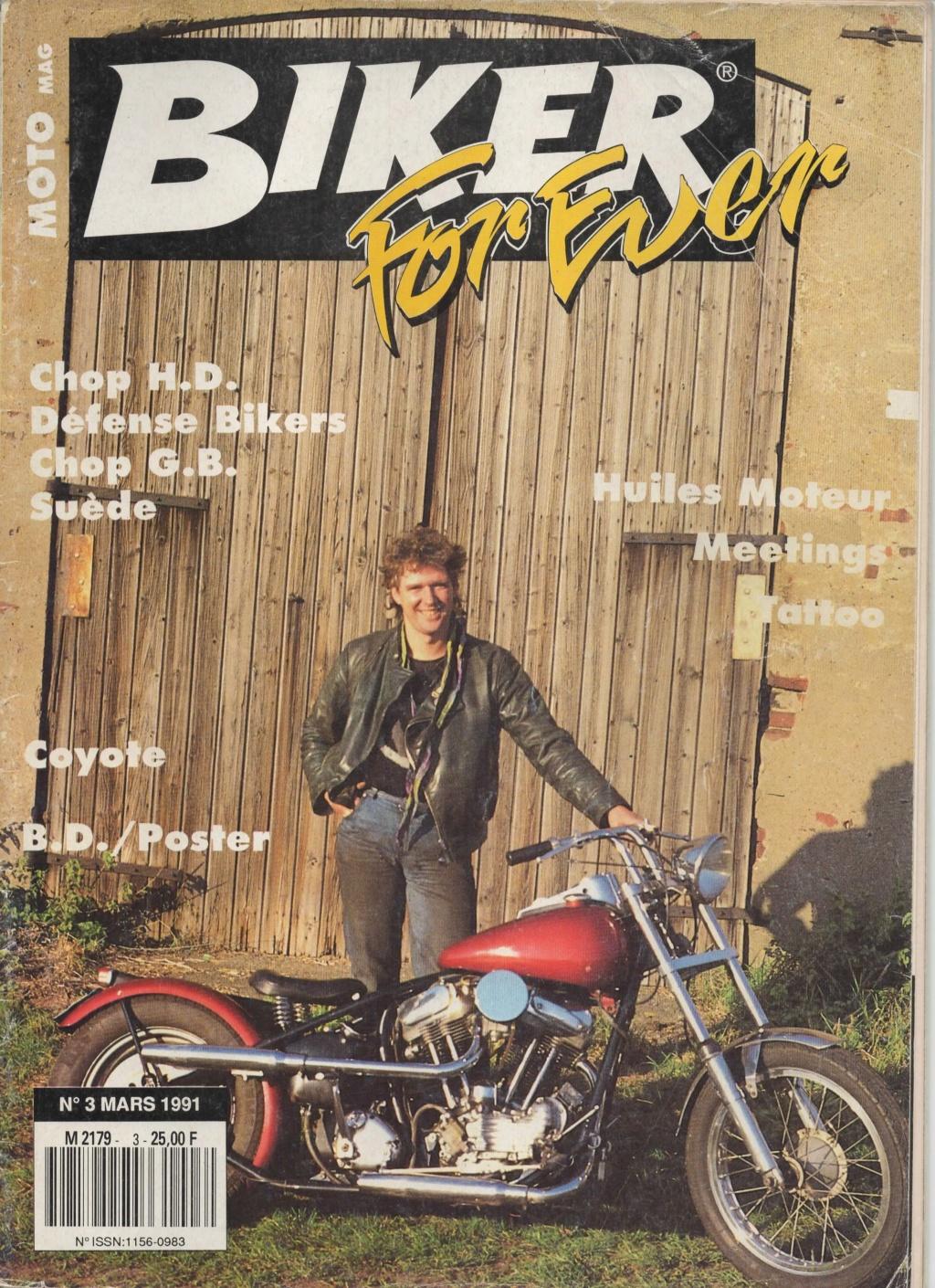 Couvertures de magazines et livres - Page 9 Biker10
