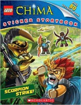 [Les actualités Lego] Legend of Chima,les sets de 2014! Lego_l10