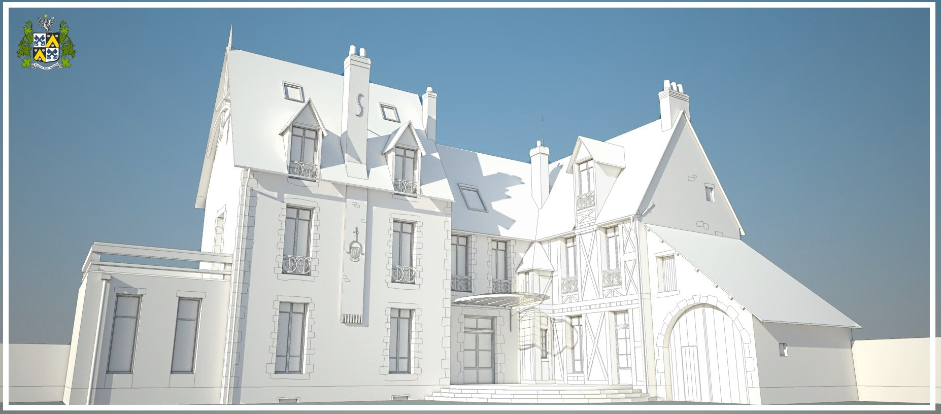 SketchUp'eur architecte -AnthO'- - Page 26 0110