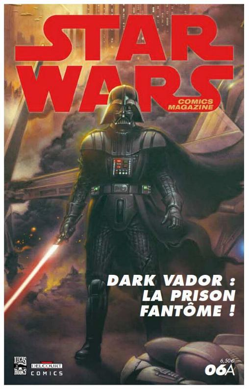 STAR WARS COMICS MAGAZINE #06 - NOVEMBRE 2013 06a10