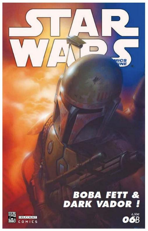 STAR WARS COMICS MAGAZINE #06 - NOVEMBRE 2013 06b10