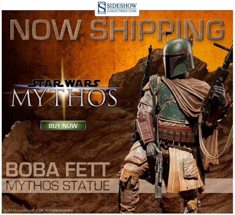 Sideshow - Mythos - Boba Fett - Bounty #239 - Page 3 Boba_f10