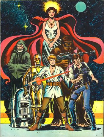 Star Wars Classic tome 01 Starwa10