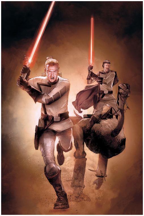 THE STAR WARS - Comics Dark Horse Starwa11