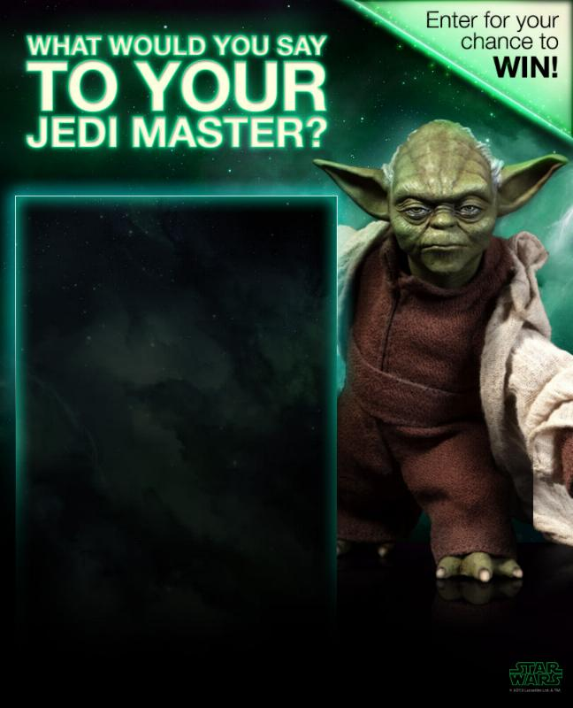 Yoda Jedi Master Sixth Scale Figure Yodab_11