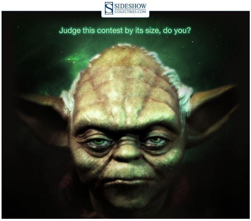 Yoda Jedi Master Sixth Scale Figure Yodab_12