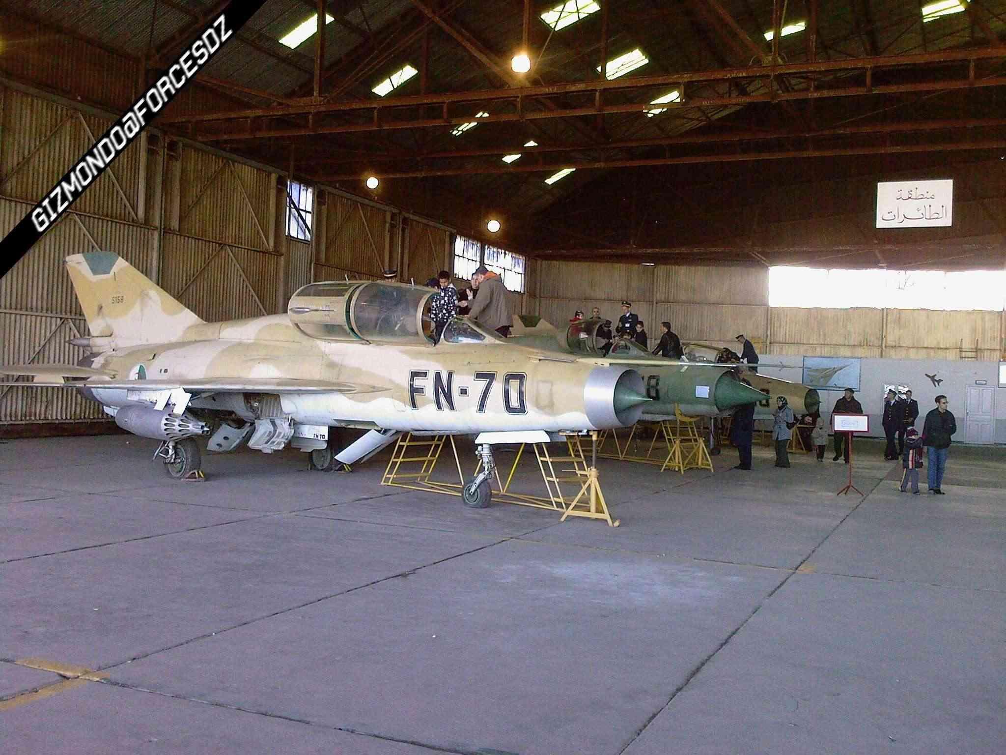 طائرة مقاتلة إعتراضية ميغ-21  MIG-21 Photos26